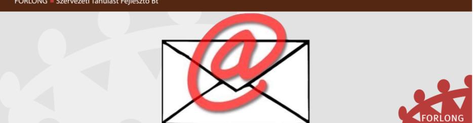 Forlong - vezetői e-mail
