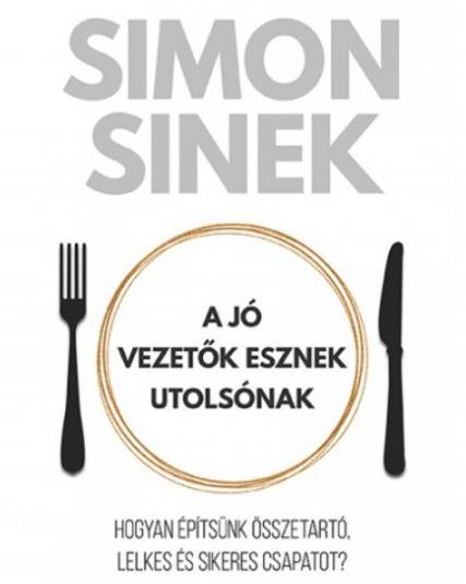 Simon Sinek könyve magyarul